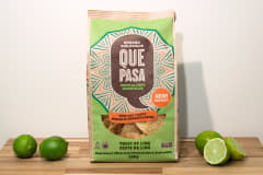 Que Pasa Twist of Lime Chips
